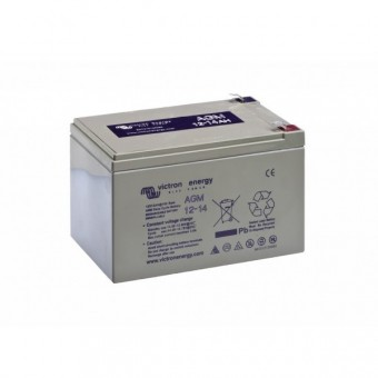 Victron 12V/14Ah AGM Deep Cycle Battery - AGM Deep Cycle Batteries