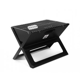 Grillz Notebook Portable Charcoal BBQ Grill - Camping BBQs