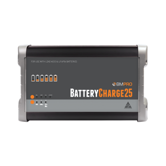 BMPRO 25A 12V Automatic Battery Charger - Root Catalog