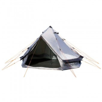Explore Planet Earth Bellbird 8 Person Glamping Tent - Camping Tents