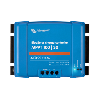 Victron BlueSolar MPPT Charge Controller 100/30 - Root Catalog