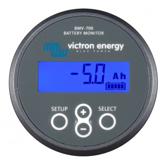 Victron Battery Monitor BMV-700 - Caravan Power & Electrical