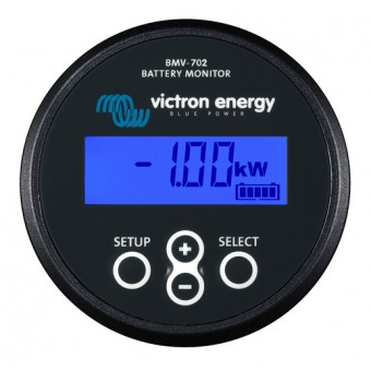 Victron Battery Monitor BMV-702 BLACK - Battery Monitors