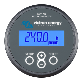 Victron Battery Monitor BMV-702 - Battery Monitors