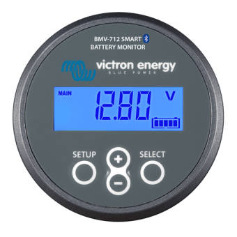 Victron Battery Monitor BMV-712 Smart - Off Grid Batteries