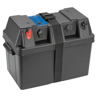 Projecta 12V Battery Box - Power Packs & Battery Boxes
