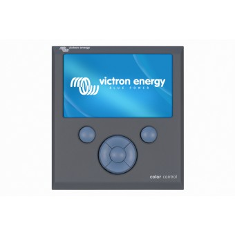 Victron Color Control GX - Battery Extras