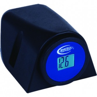 Baintech DC 12V LCD Meter Surface Mount Single - Root Catalog
