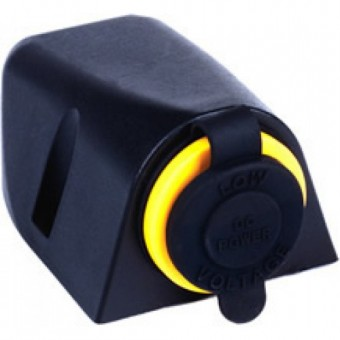 Baintech Clipsal T-Socket Surface Mount - Vehicle Outlets & Sockets