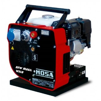 Mosa 2.2kva Honda 150A DC Welder Generator MAGIC WELD 150 - Petrol Welder Generators