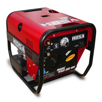 Mosa 3.3kva Yanmar Diesel 200A DC Welder Generator MAGIC WELD 200 - Root Catalog