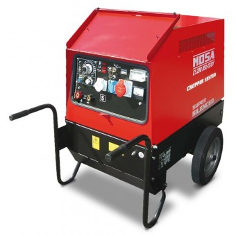 Mosa 6kva Yanmar Three Phase Diesel 210A Welder Generator CS 230 YSX - Root Catalog