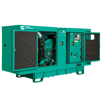Cummins 150kva Three Phase CPG Diesel Generator - Generators & Power