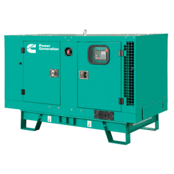 Cummins 27.5kva Three Phase CPG Diesel Generator - Generators & Power