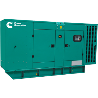 Cummins 220kva Three Phase CPG Diesel Generator - Generators & Power