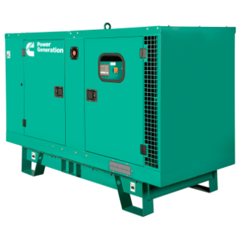 Cummins 33kva Three Phase CPG Diesel Generator - Generators & Power