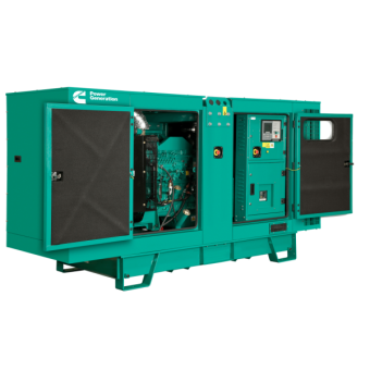 Cummins 90kva Three Phase CPG Diesel Generator - Generators & Power