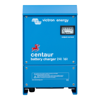 Victron Centaur 24/16 (3) Battery Charger - 24V Off Grid Battery Chargers