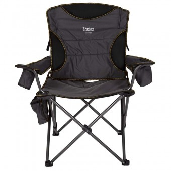 Explore Planet Earth Monster Lumbar Support Chair - Camping Furniture & Sleeping