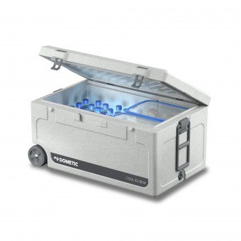 Dometic Waeco CI 85W 86 Litre Cool-Ice Icebox On Wheels - Ice Boxes