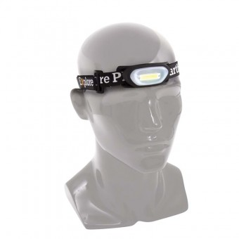 Explore Planet Earth LENZ 100 LED Headlight - Camping Accessories