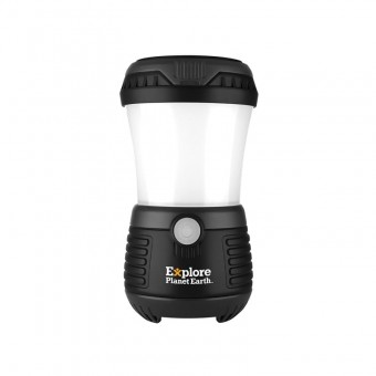 Explore Planet Earth 180 LED Battery Powered Camping Lantern - Root Catalog