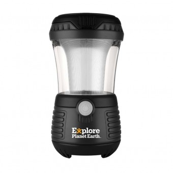 Explore Planet Earth 800 LED Battery Powered Camping Lantern - Root Catalog