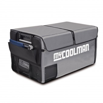 myCOOLMAN Insulated Cover to Suit 85L Dual Zone Fridge Freezer - Root Catalog