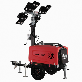 Chicago Pneumatic CPLTV15 LED Lighting Tower - Root Catalog