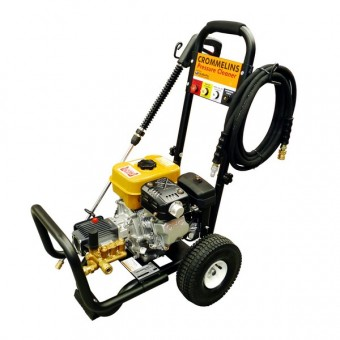 Crommelins Robin 2700PSI Pressure Washer, 7hp - Crommelins Generators Best Sellers