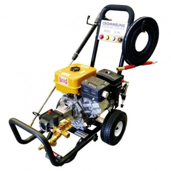 Crommelins Robin 3200PSI Pressure Washer, 9hp - Pressure Washers & Pumps
