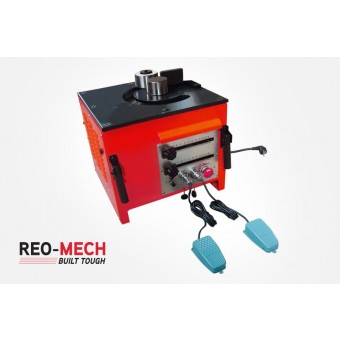 Reo Mech Electric Industrial Rebar Bender 6-25mm CRB-25 - Rebar Tools