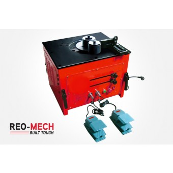 Reo Mech Electric Industrial Rebar Bender 6-32mm CRB-32 - Rebar Tools