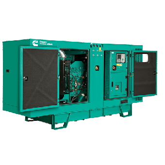 Cummins 170kva Three Phase CPG Diesel Generator - Generators & Power