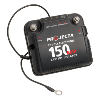 Projecta 150A Battery Isolator - Battery Isolators