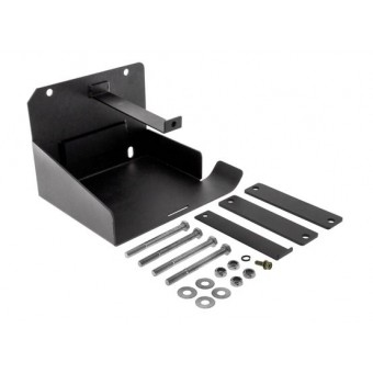 Hulk 4X4 Dual Battery Tray; to suit Ford PX-PX2 Ranger & Mazda BT50, B32 Turbo Diesel Manual & Auto (10/2011 onwards) - Battery Trays
