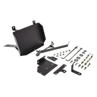 Hulk 4X4 Dual Battery Tray; to suit Holden RG Colorado Manual & Auto (2011 onwards) - Root Catalog