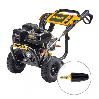 DeWalt Briggs & Stratton 3400 PSI Pressure Washer - Root Catalog