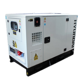 Hyundai 11kVA Three Phase Diesel Generator - Up to 50kVA Three Phase Stationary Diesel Generators