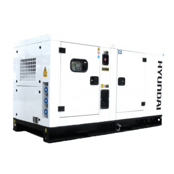 Hyundai 14kVA Three Phase Diesel Generator - Up to 50kVA Three Phase Stationary Diesel Generators