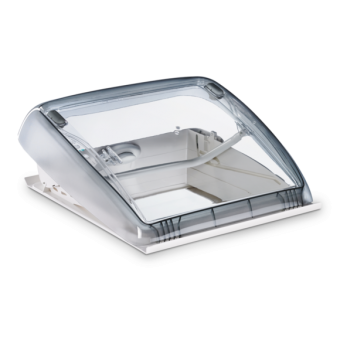 Dometic Mini Heki Plus Skylight, 25 - 42 mm Roof Thickness - Caravan Hatches & Skylights