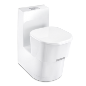 Dometic Saneo CS Cassette Toilet - Ceramic bowl, 16L - Caravan Hardware & Accessories