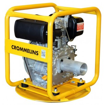 Crommelins Yanmar Diesel Drive Unit 4.7hp - Concreting & Compaction SALE