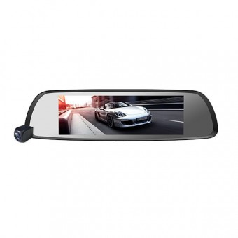 Axis DVR1905K DVR Rearview Mirror - Dash & Reversing Cameras