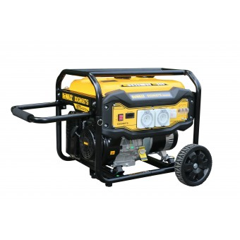 DeWalt 6.875 kVA AVR Worksite Approved Generator - Root Catalog