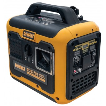 DeWalt DXIG2200, 2200W Inverter Generator - Recreational Generators