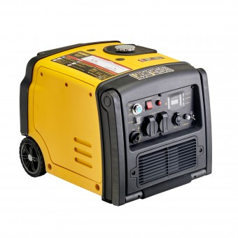 DeWalt DXIG3600E, 3600W Inverter Generator with Electric Start - Root Catalog