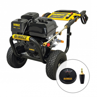 DeWalt Light Commercial 3300 PSI Pressure Washer - Power Equipment & Tools