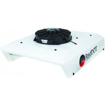RedDot 24V Electric Rooftop Truck Air Conditioner Unit - Truck Air Conditioners
