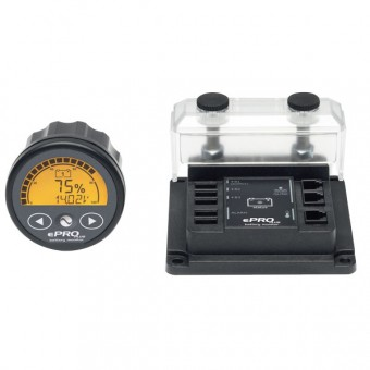 Enerdrive ePRO PLUS Battery Monitor - Off Grid Battery Monitors